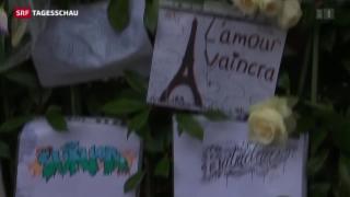 Video «Der schwere Weg von Paris zurück zum Alltag» abspielen