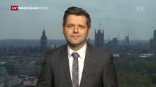 Video «Rückschlag für schottische Unabhängigkeitsbewegung» abspielen