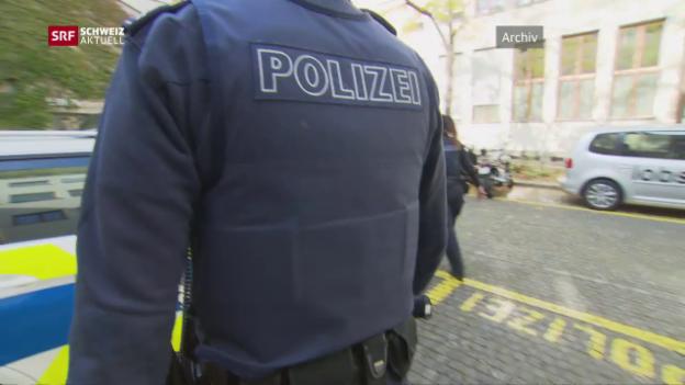 Video «Strafverfahren gegen Polizisten eingestellt» abspielen