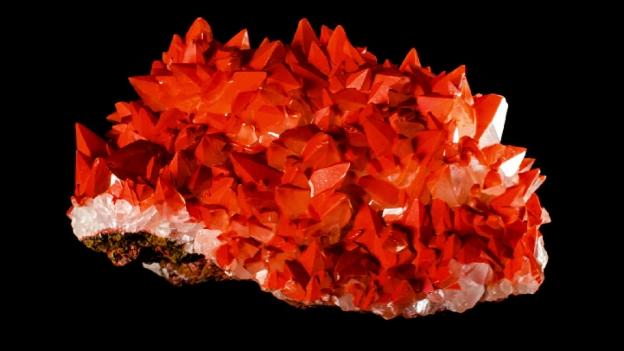 Video «Mineralien und die Entstehung des Lebens» abspielen