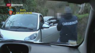 Video «20 Jahre Haft für Chef der «Mafia-Capitale»» abspielen