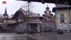 Video «Angriff auf Polizei in Bern: Politiker fordern Konsequenzen» abspielen