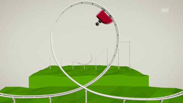 Video «Looping: Tropfenform für die Gesundheit» abspielen