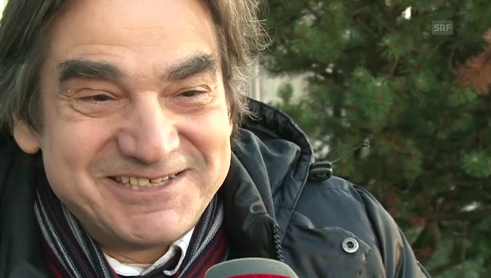 Gilles Tschudi: Tränen wegen «Morgestraich»