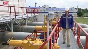 Video «Gasstreit zwischen Russland und Ukraine beigelegt » abspielen