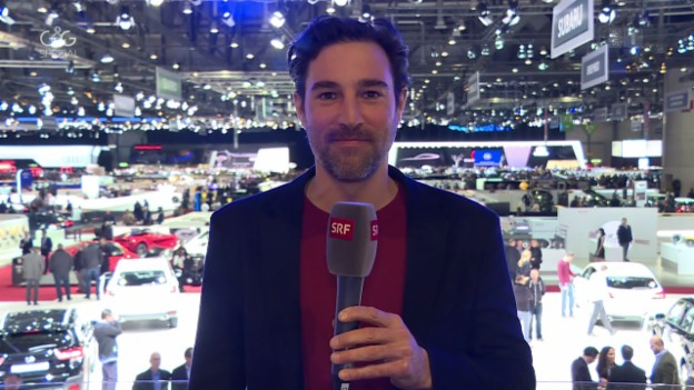 Video ««G&G» Spezial vom 88. Autosalon in Genf» abspielen