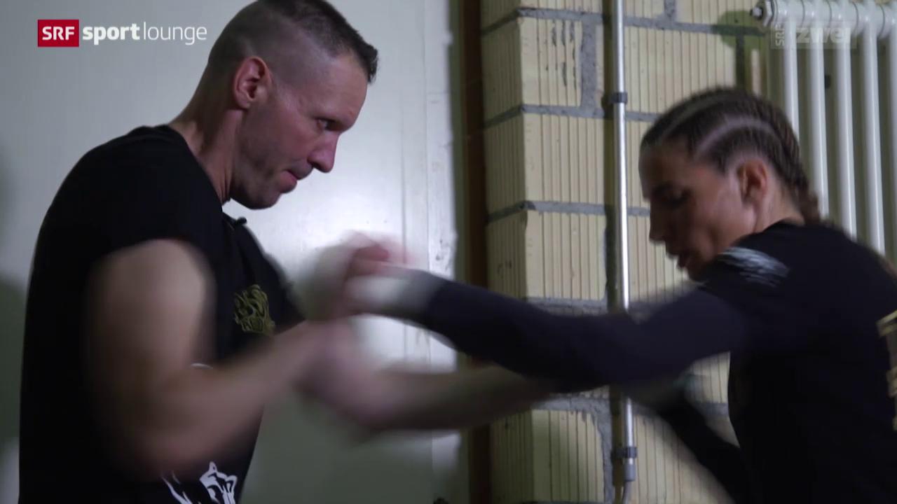 Boxerin Nicole Boss: Erster Angriff auf den WM-Titel
