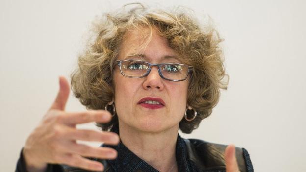 Stadtpräsidentin Corine Mauch zum neuen, alten Kongresshaus (26.6.2013)
