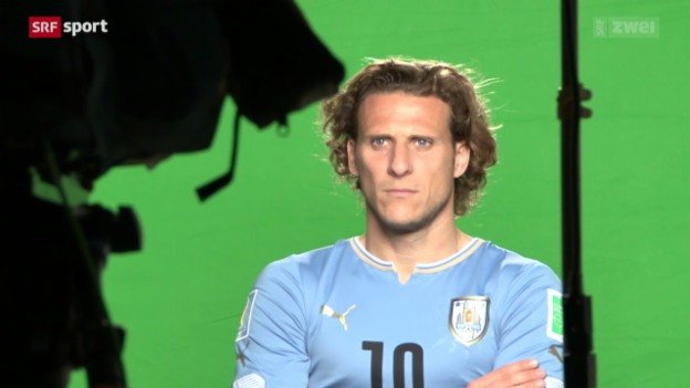 Video «Uruguays Sorgen vor dem Start gegen Costa Rica» abspielen