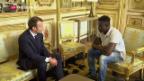Video ««Spiderman» wird Franzose» abspielen