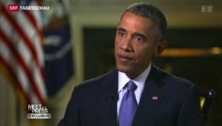 Video «USA rüsten sich auf Kampf gegen IS-Terror» abspielen