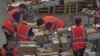 Video «FOKUS: Amazon mischt den Online-Handel auf» abspielen