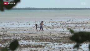 Video «Die Inseln vor dem Untergang» abspielen