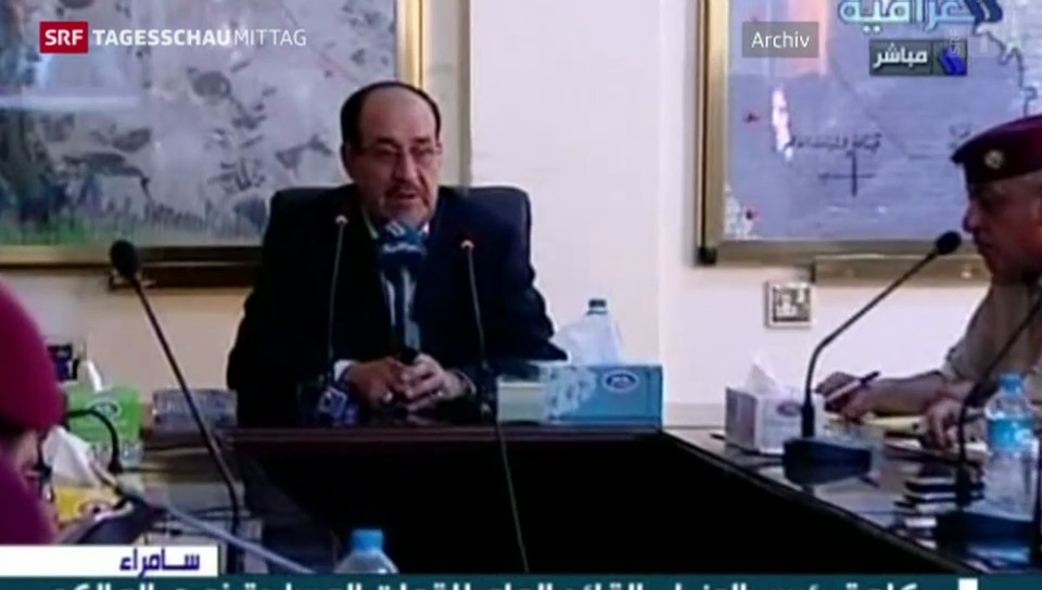 Al-Maliki tritt zurück