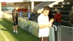Video «Schweizer Talente wechseln (zu) früh ins Ausland» abspielen