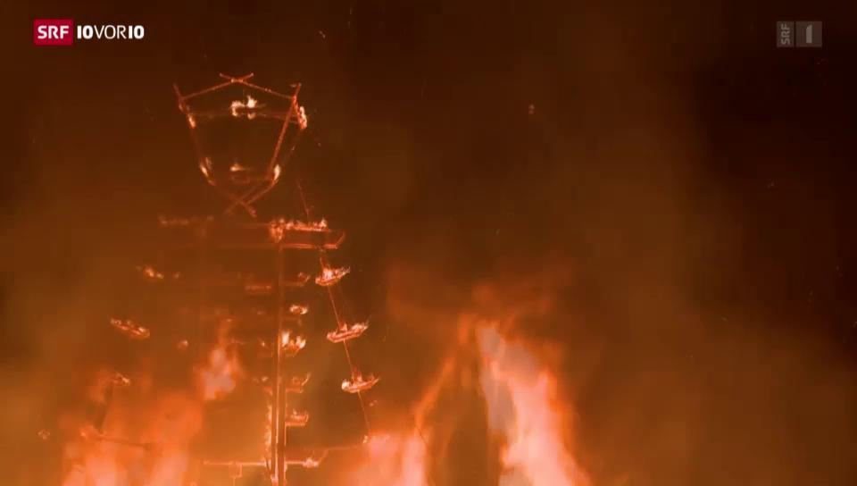 30 Jahre Burning Man