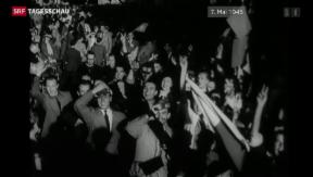 Video «Das Kriegsende in der Schweiz» abspielen