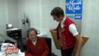 Video «Sennsationell: Bei Radio SRF Musikwelle» abspielen