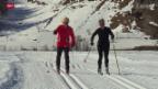 Video «Langlauf: Engadin Skimarathon» abspielen