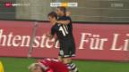 Video «Fussball: EL, Vaduz-Thun» abspielen