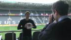 Video «Yann Sommer: Der Goalie ist wieder single» abspielen