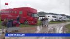 Video «Reiten: CSIO St. Gallen frühzeitig beendet («sportaktuell»)» abspielen