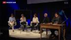 Video «Rätoromanische Literaturszene wächst» abspielen