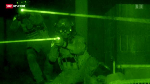 Video «Jagd auf Osama Bin Laden verfilmt» abspielen