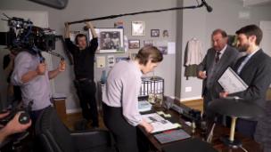 Video «Private Banking – Das Making of» abspielen