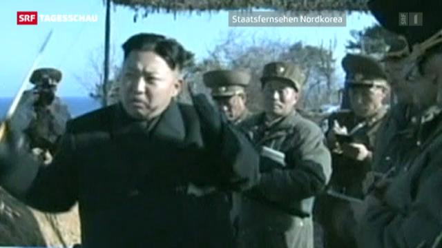 Nordkorea setzt weiter auf Provokation