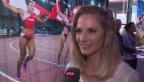 Video «Alte Zeiten: Leichtathletik-Helden schwelgen in Erinnerungen» abspielen