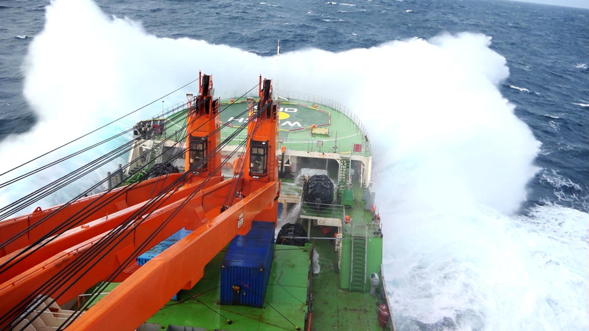 Polarexpedition – ein ETH-Forscher berichtet