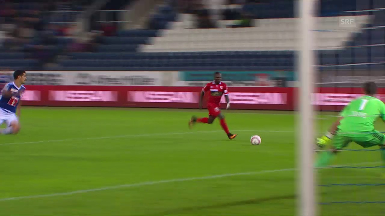 Sion holt in Luzern in extremis einen Punkt