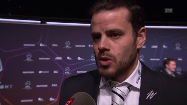 Video «Barnetta: «Wichtig, dass wir den Schwung mitnehmen»» abspielen