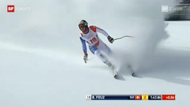 Ski: Abfahrt Männer in Beaver Creek («sportaktuell»)