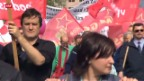 Video «Kampftag der Arbeiterbewegung» abspielen