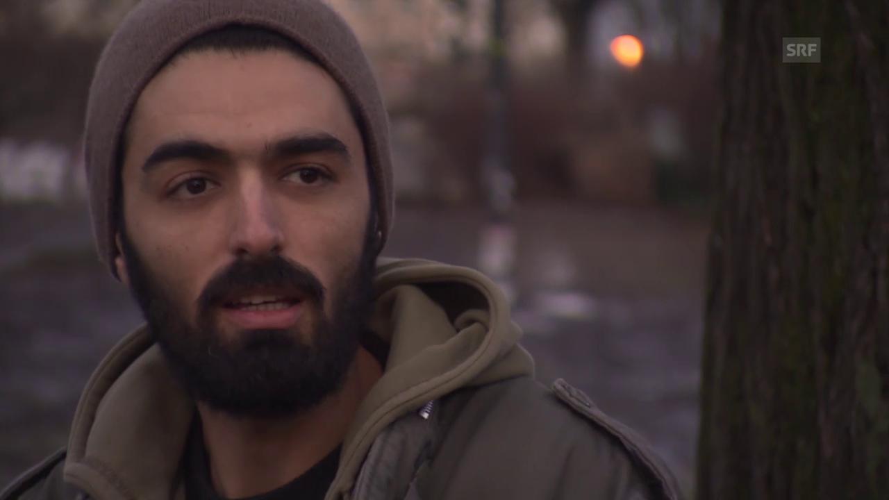 «Die heilige Botschaft ist: Die Werte der syrischen Revolution am Leben zu halten.»