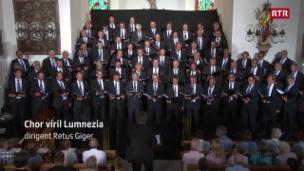 Laschar ir video «Chor viril Lumnezia»