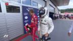 Video «Bottas im Spielberg-Qualifying der Schnellste» abspielen