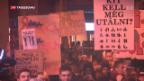 Video «Proteste gegen Ungarns Regierung» abspielen