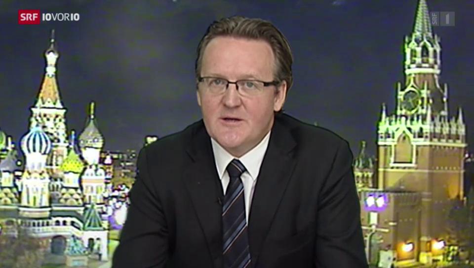 Einschätzungen von SRF-Korrespondent Christof Franzen