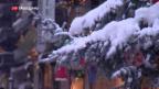 Video «Zermatt ist eingeschneit» abspielen
