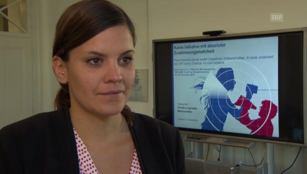 Video «Martina Imfeld: «Die Verunsicherung wächst mit der Betroffenheit.»» abspielen
