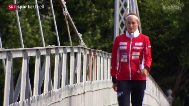 Video «OL: Judith Wyders Startverzicht an der WM in Schottland» abspielen
