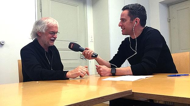 Leonhard Schmid: «Den Frust habe ich mir ans Bein gestrichen»