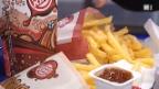 Video «Wenn schon Fastfood, dann gesund» abspielen