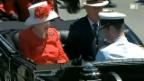 Video «Queen Elisabeth steht auf Pferde» abspielen
