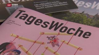 Video «Tristesse auf dem Basler Medienplatz» abspielen
