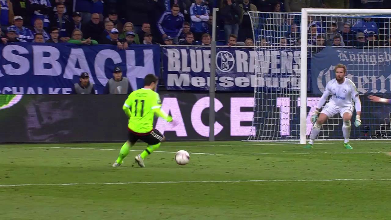 Zusammenfassung Schalke - Ajax