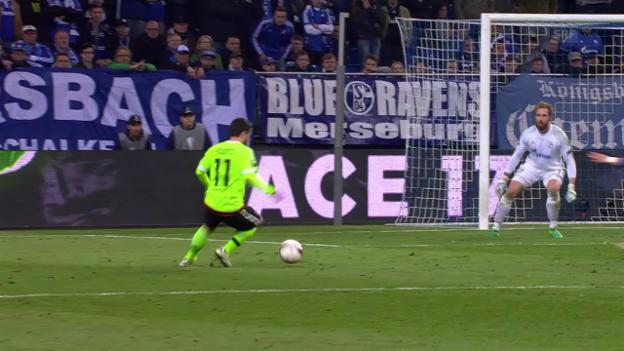 Video «Zusammenfassung Schalke - Ajax» abspielen